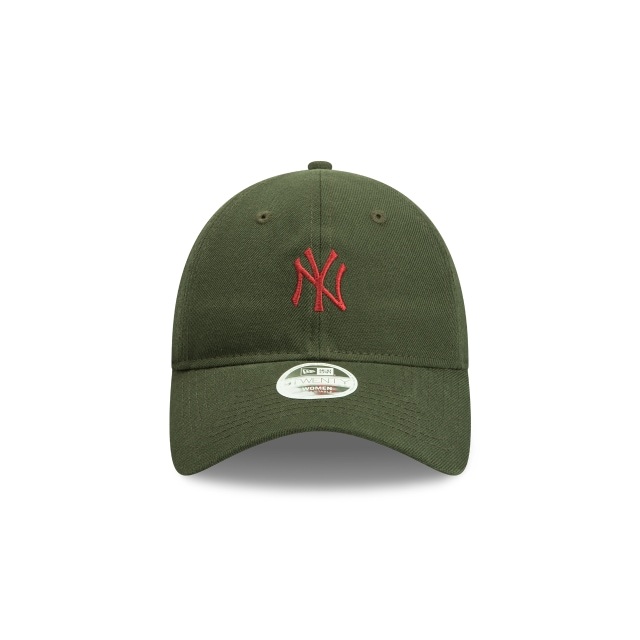 New York Yankees Dark Seaweed Womens 9twenty | New York Yankees Baseball Caps | New Era Cap