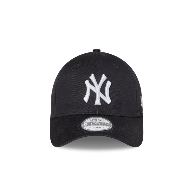 New York Yankees Navy 9FORTY | New York Yankees Hats | New Era Cap