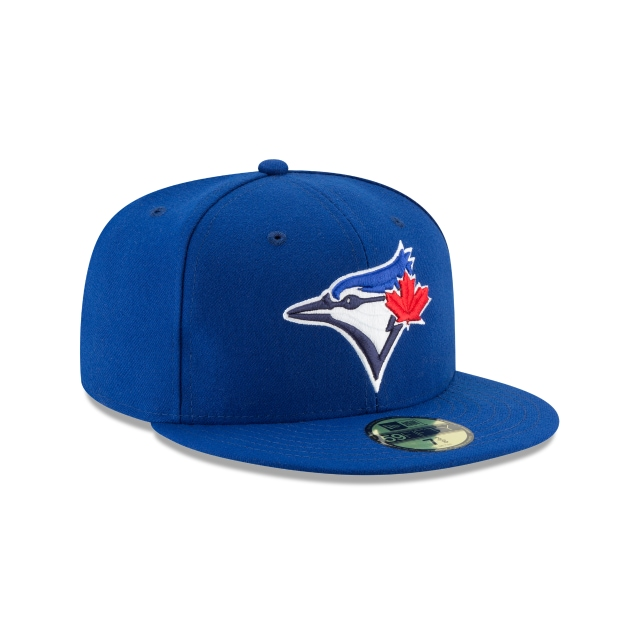 Toronto Blue Jays Authentic Collection 59fifty Fitted | Toronto Blue Jays Baseball Caps | New Era Cap