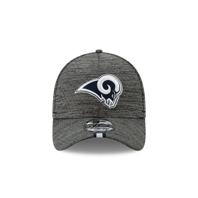 Los Angeles Rams Nfl Training Graphite 39thirty Stretch Fit | Los Angeles Rams Football Caps | New Era Cap
