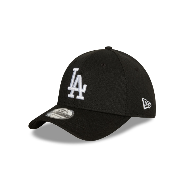 Los Angeles Dodgers Black 39thirty | New Era Cap