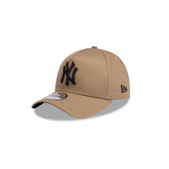 New York Yankees Light Brown 9forty A-frame | New Era Cap