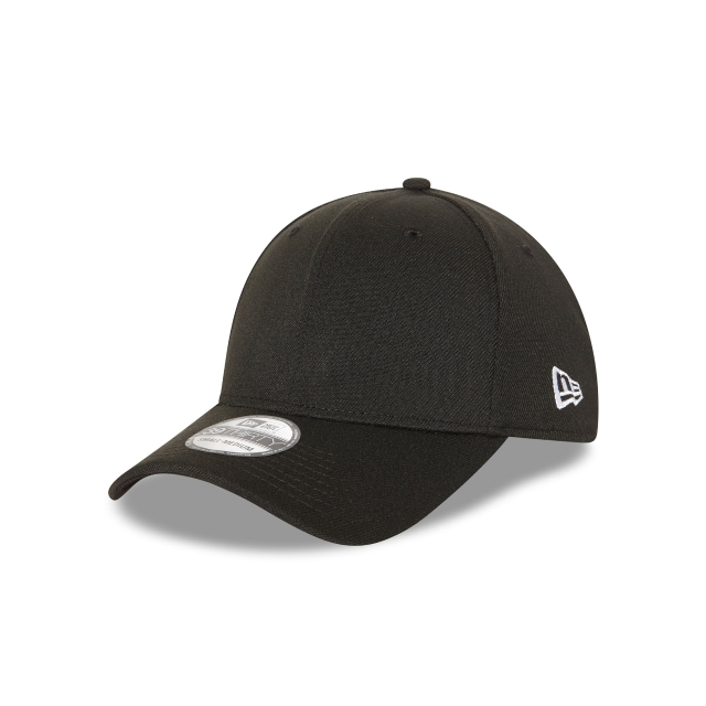 New Era Black 39thirty | New Era Cap