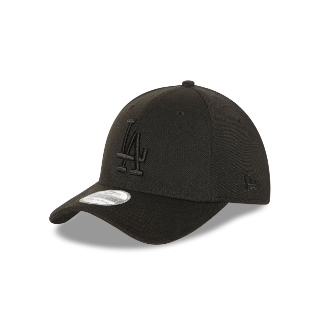Los Angeles Dodgers Black On Black 39thirty | New Era Cap