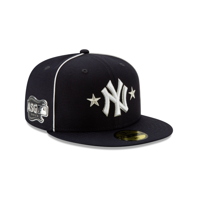 New York Yankees All-star Game 59fifty Fitted | New York Yankees Baseball Caps | New Era Cap
