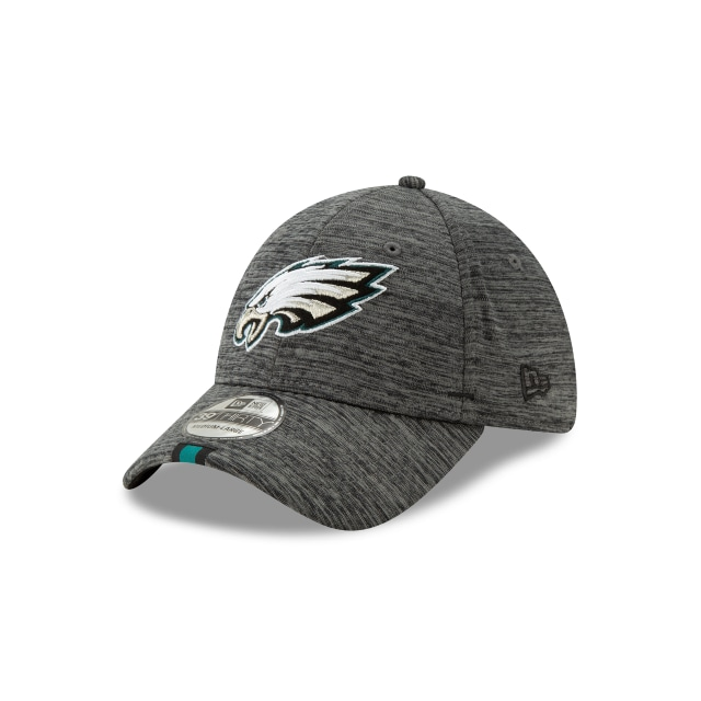 Philadelphia Eagles Nfl Training Graphite 39thirty Stretch Fit | New Era Cap