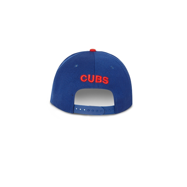 Chicago Cubs Light Royal 9fifty Snapback | Chicago Cubs Baseball Caps | New Era Cap