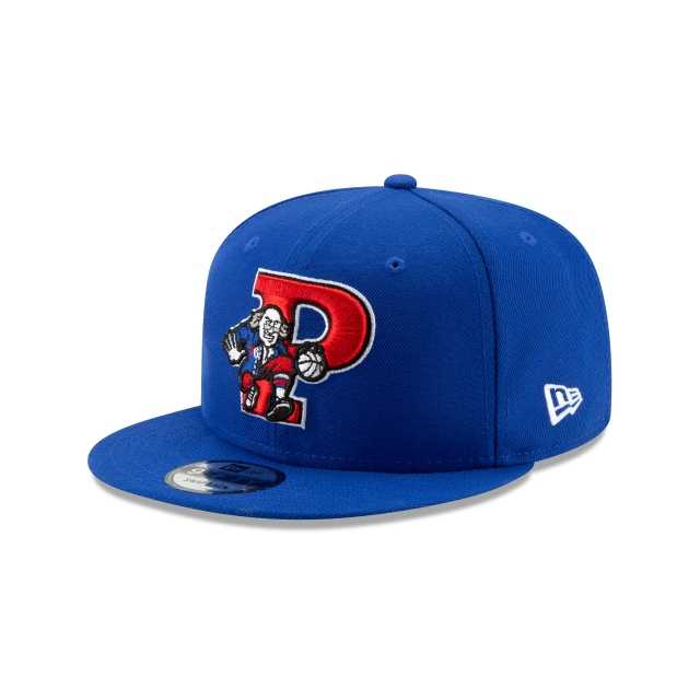 Philadelphia 76ers Nba Authentics Back Half Series Otc 9fifty Snapback | New Era Cap