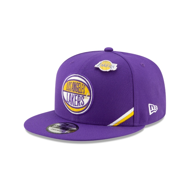 Los Angeles Lakers Nba Authentics Draft Series 9fifty | New Era Cap