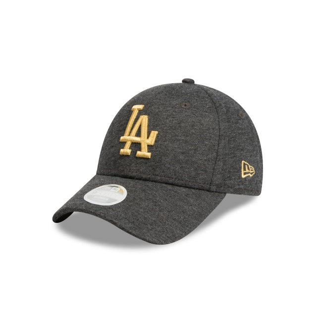 Los Angeles Dodgers Black Jersey And Gold Womens 9forty | New Era Cap