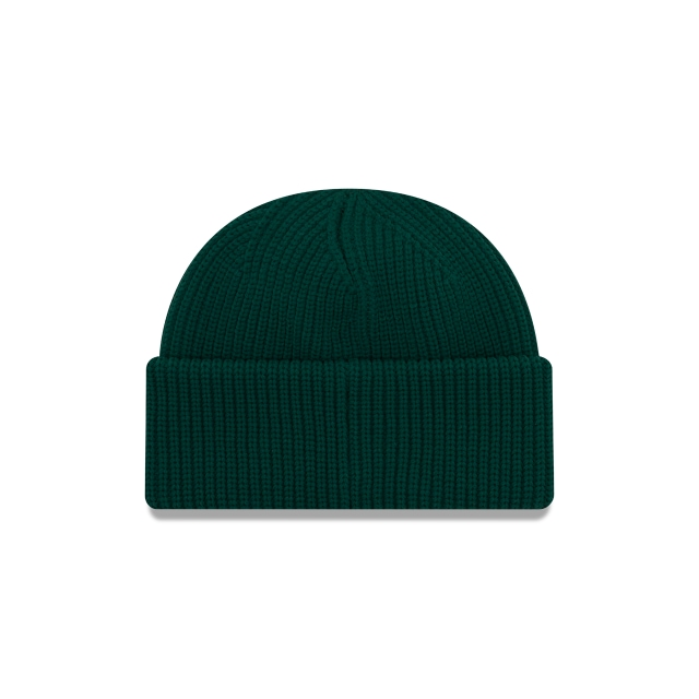 Skully Cuff Beanie Green | Skully Cuff Knit Caps | New Era Cap
