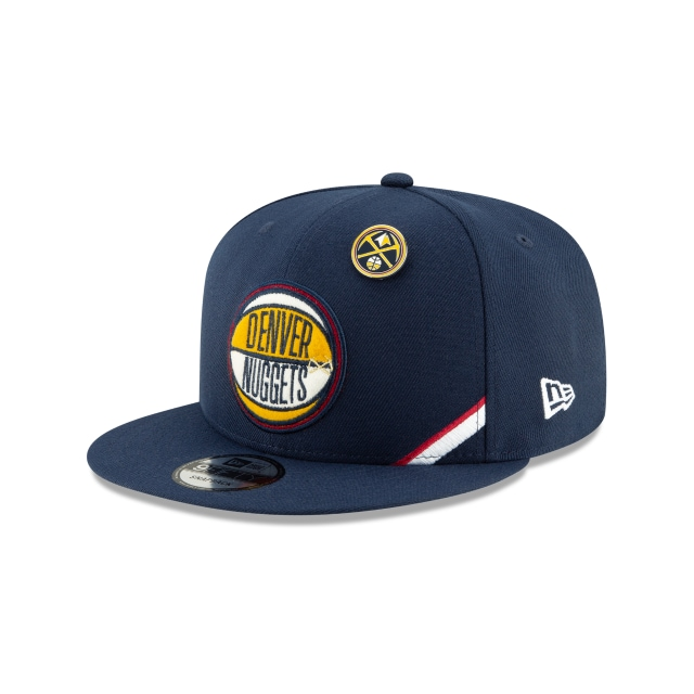 Denver Nuggets Nba Authentics Draft Series 9fifty | New Era Cap
