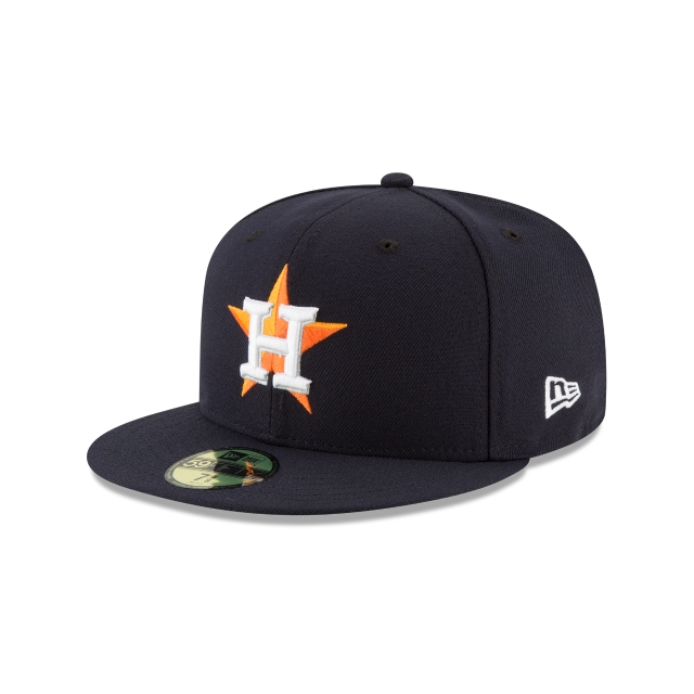 Houston Astros Authentic Collection 59FIFTY Fitted | Houston Astros Hats | New Era Cap