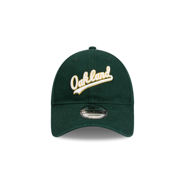 Oakland Athletics Cooperstown Dark Green 9FORTY | Oakland Athletics Hats | New Era Cap