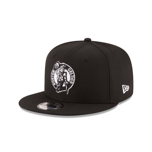 Boston Celtics Black 9fifty | New Era Cap