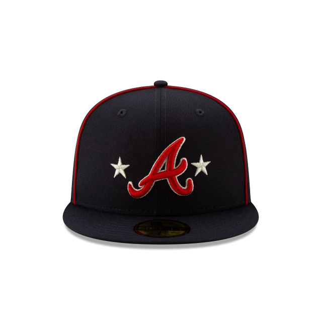 Atlanta Braves All-star Game 59FIFTY Fitted | Atlanta Braves Hats | New Era Cap