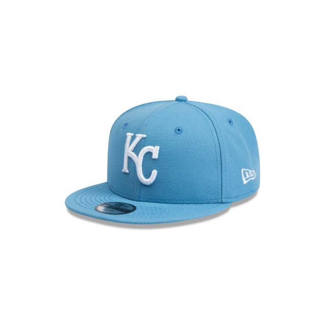 Kansas City Royals Sky Blue Youth 9fifty | New Era Cap