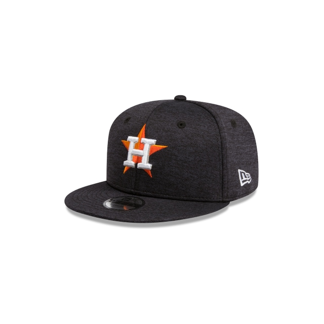Houston Astros Navy Shadow Tech Youth 9fifty | New Era Cap