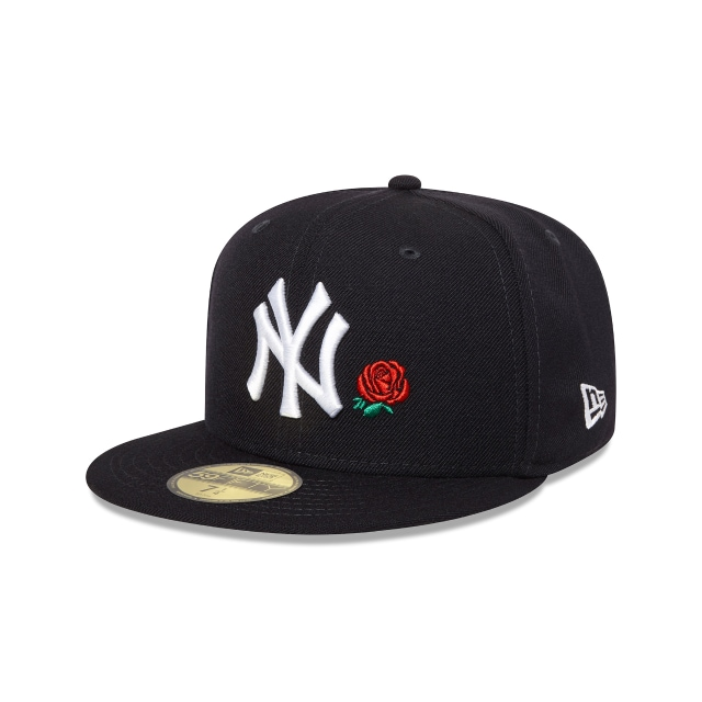 New York Yankees Rose 59fifty Fitted | New Era Cap