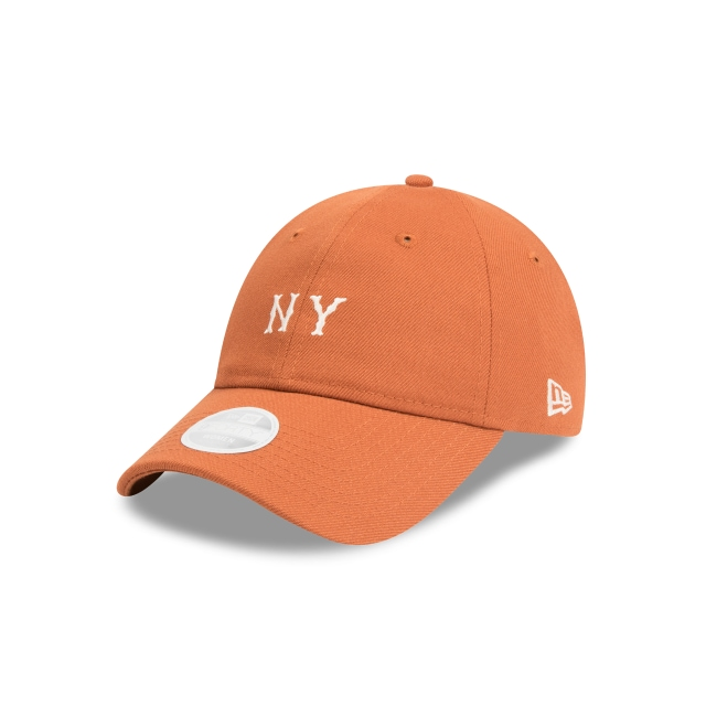 New York Yankees Cooperstown Rust Womens Unstructured 9forty | New Era Cap
