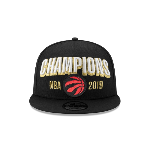 Toronto Raptors NBA Authentics Championship Series Locker Room 9FIFTY Snapback | Toronto Raptors Hats | New Era Cap