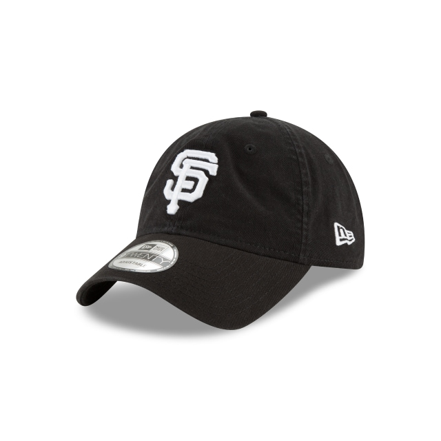 67f971d3 San Francisco Giants Black White 9twenty | New Era Cap