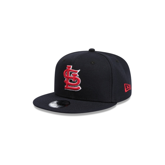 St. Louis Cardinals Navy Youth 9fifty | New Era Cap