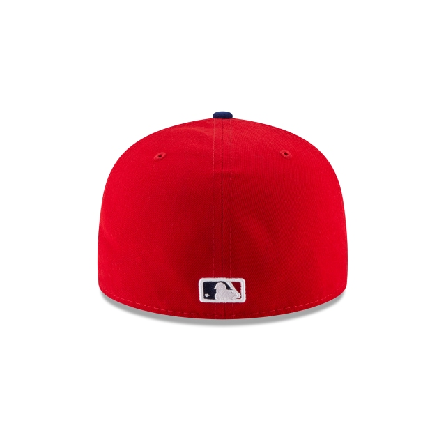 Philadelphia Phillies Authentic Collection 59fifty Fitted | Philadelphia Phillies Baseball Caps | New Era Cap