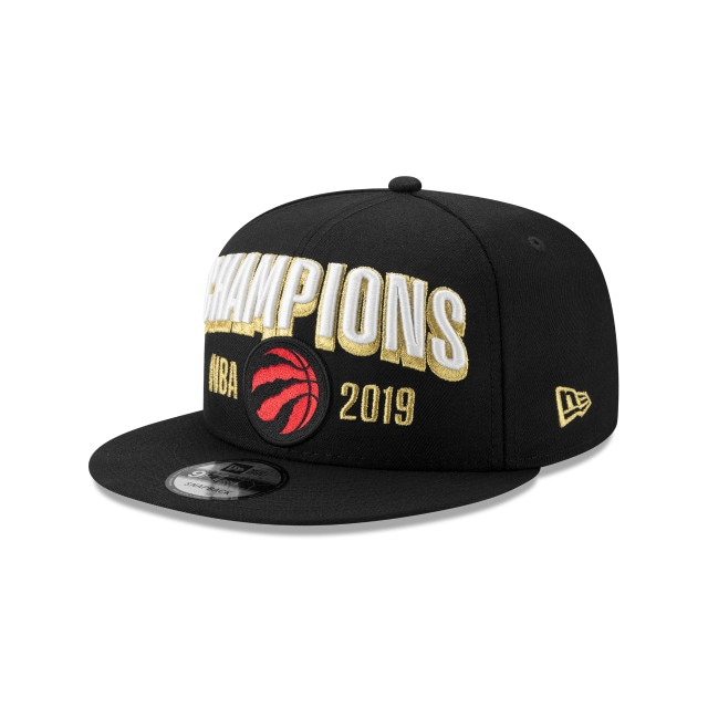 Toronto Raptors Nba Authentics Championship Series Locker Room 9fifty Snapback | New Era Cap