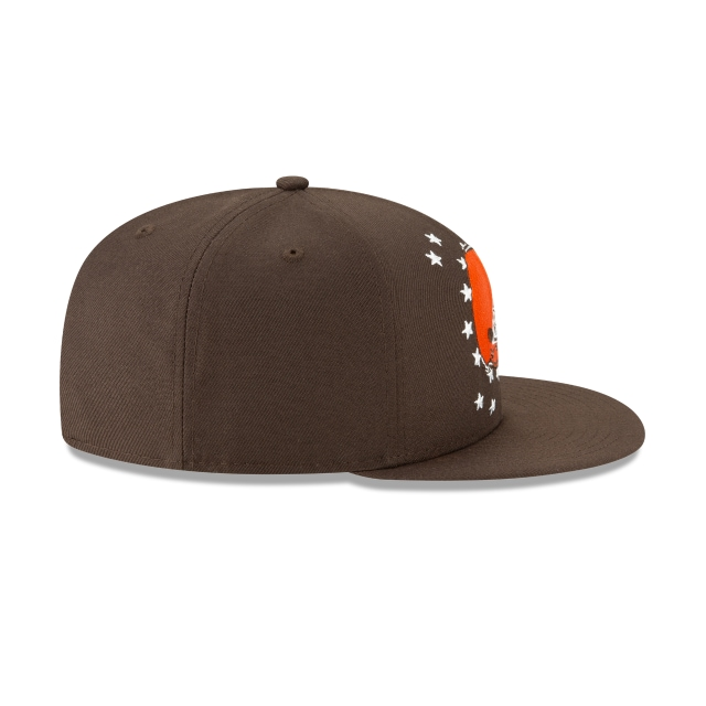 Cleveland Browns On-stage Nfl Draft 9fifty | Cleveland Browns Football Caps | New Era Cap