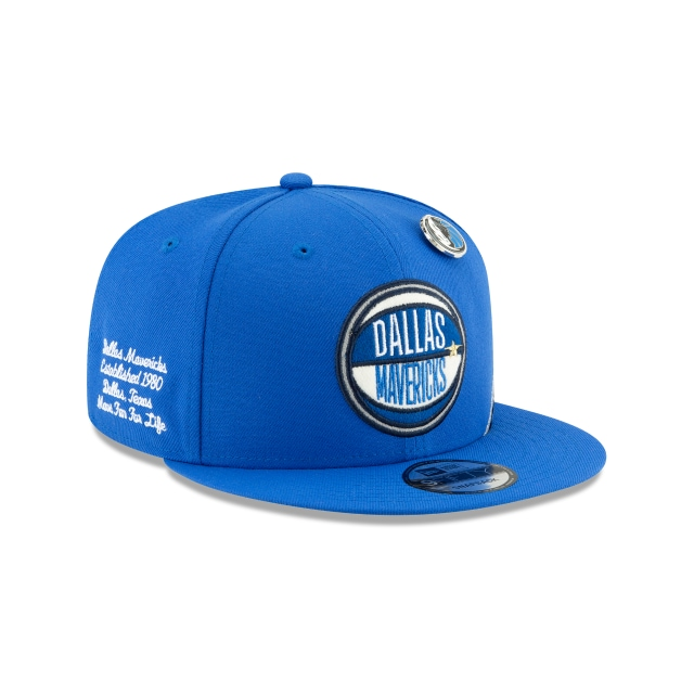 Dallas Mavericks Nba Authentics Draft Series 9fifty | Dallas Mavericks Basketball Caps | New Era Cap
