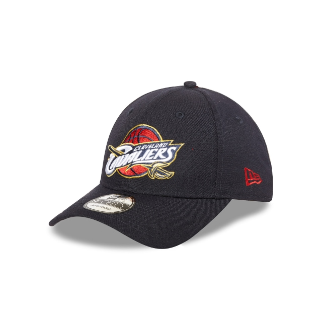 Cleveland Cavaliers Navy 9forty | Cleveland Cavaliers Basketball Caps | New Era Cap