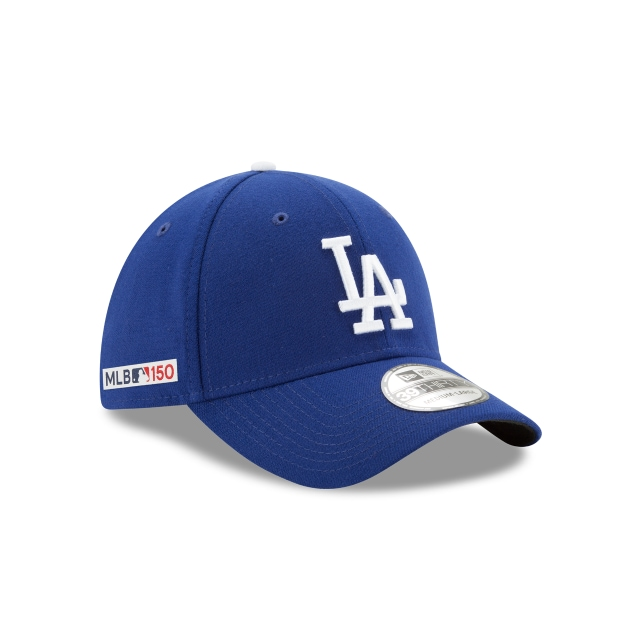 Los Angeles Dodgers 150th Anniversary 39THIRTY | Los Angeles Dodgers Hats | New Era Cap