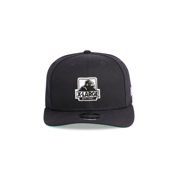 e25721b53 X-LARGE Navy 9FIFTY Original Fit Pre-Curved Snapback