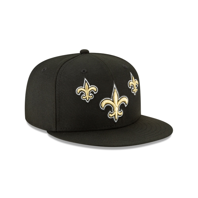 New Orleans Saints On-stage Nfl Draft 9fifty | New Orleans Saints Football Caps | New Era Cap