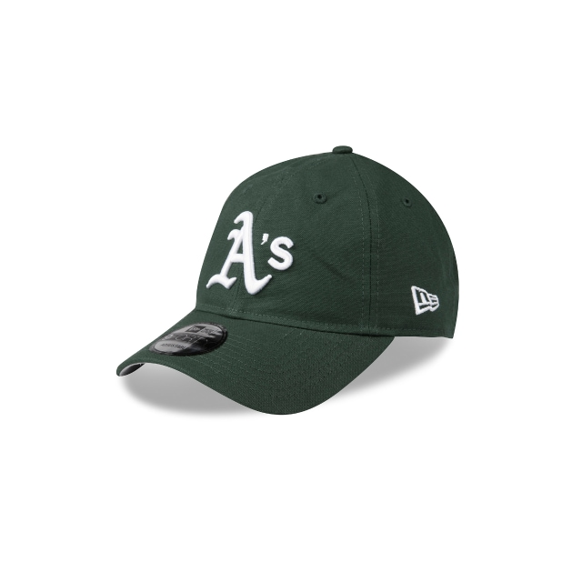 Oakland Athletics Washed Dark Green Unstructured 9FORTY | Oakland Athletics Hats | New Era Cap