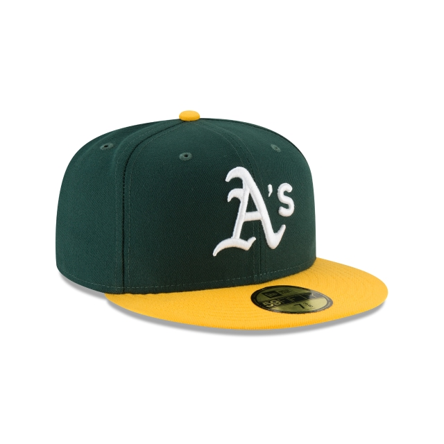 Oakland Athletics Authentic Collection 59fifty Fitted | Oakland Athletics Baseball Caps | New Era Cap