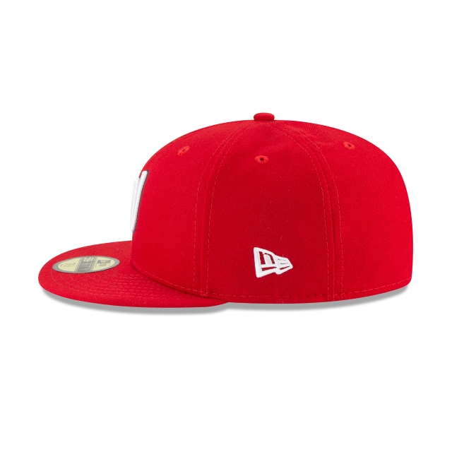Washington Nationals Authentic Collection 59fifty Fitted | Washington Nationals Baseball Caps | New Era Cap