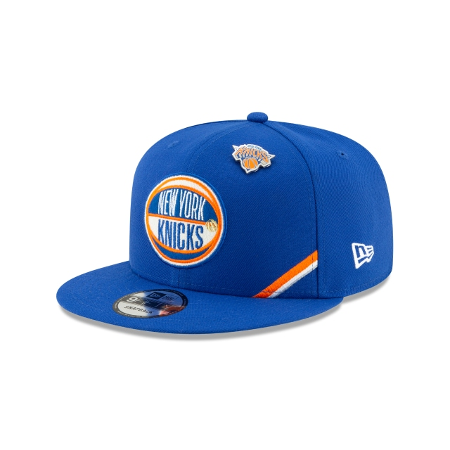 New York Knicks Nba Authentics Draft Series 9fifty | New Era Cap