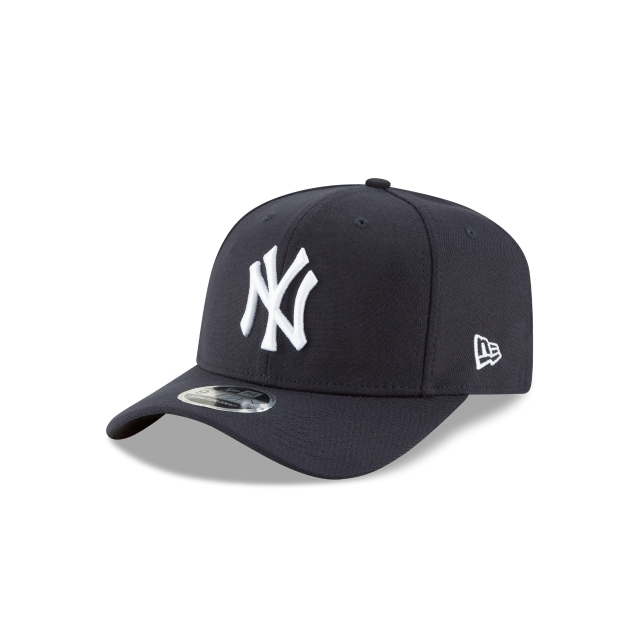 New York Yankees Navy 9fifty Stretch Snapback | New York Yankees Baseball Caps | New Era Cap