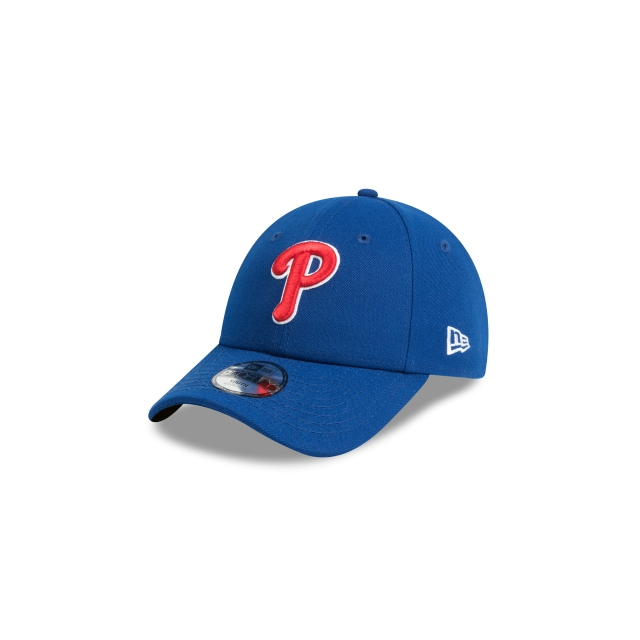Philadelphia Phillies Light Royal Youth 9forty | Philadelphia Phillies Baseball Caps | New Era Cap