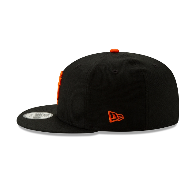 San Francisco Giants Crystals From Swarovski World Series Patch 9FIFTY | San Francisco Giants Hats | New Era Cap