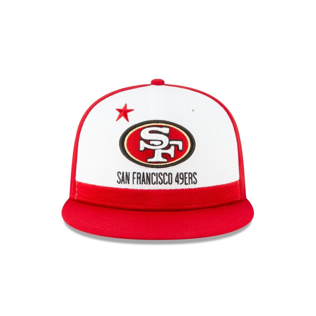 San Francisco 49ers On-stage Nfl Draft 9fifty | San Francisco 49ers Football Caps | New Era Cap