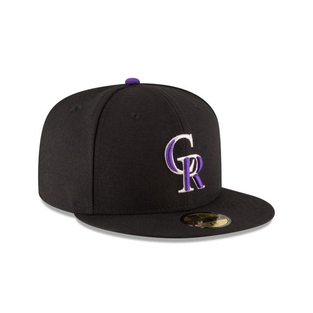 Colorado Rockies Authentic Collection 59fifty Fitted | Colorado Rockies Baseball Caps | New Era Cap
