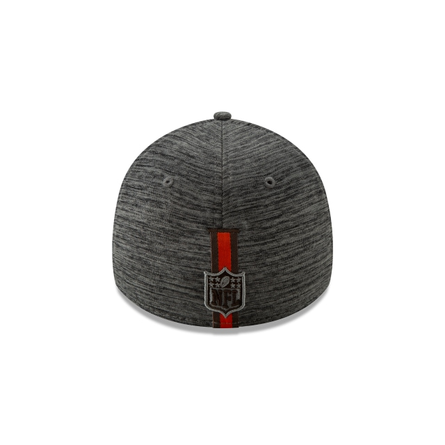 Cleveland Browns Nfl Training Graphite 39thirty Stretch Fit | Cleveland Browns Football Caps | New Era Cap
