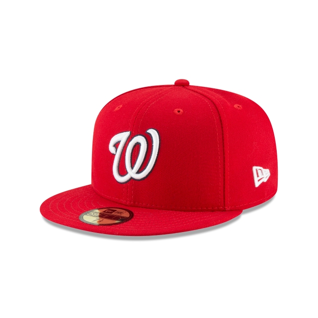 Washington Nationals Authentic Collection 59fifty Fitted | New Era Cap