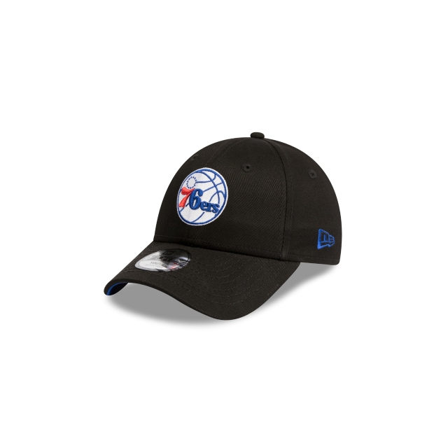 Philadelphia 76ers Black Youth 9forty | New Era Cap