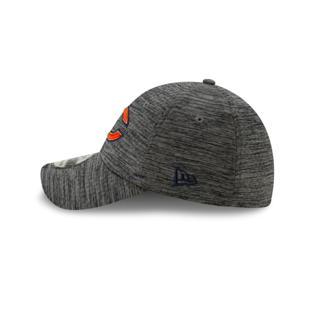 Chicago Bears Nfl Training Graphite 39thirty Stretch Fit | Chicago Bears Football Caps | New Era Cap