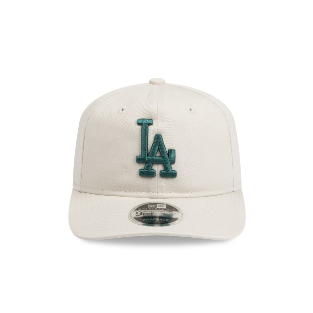 Los Angeles Dodgers Stone Unstructured 9fifty Original Fit Pre-curved Snapback | Los Angeles Dodgers Baseball Caps | New Era Cap