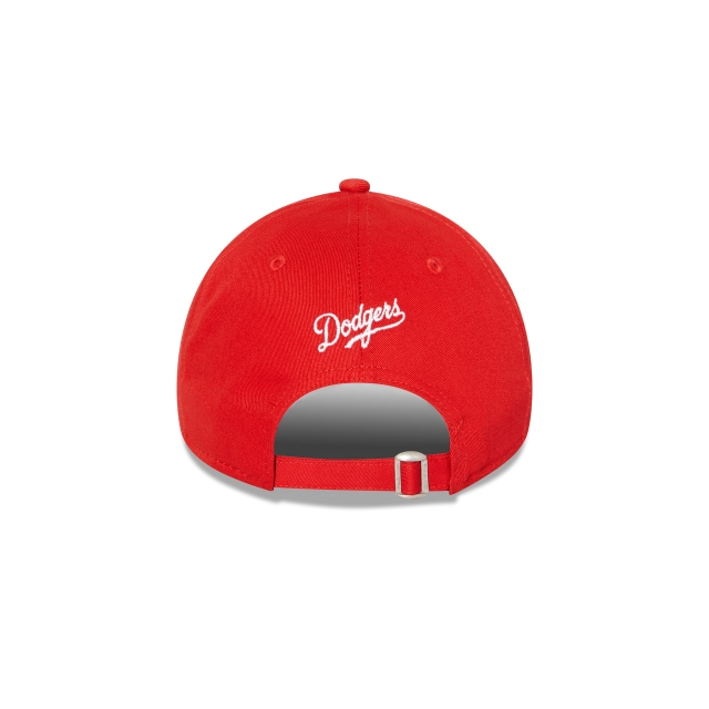 Los Angeles Dodgers Red 9FORTY | Los Angeles Dodgers Hats | New Era Cap